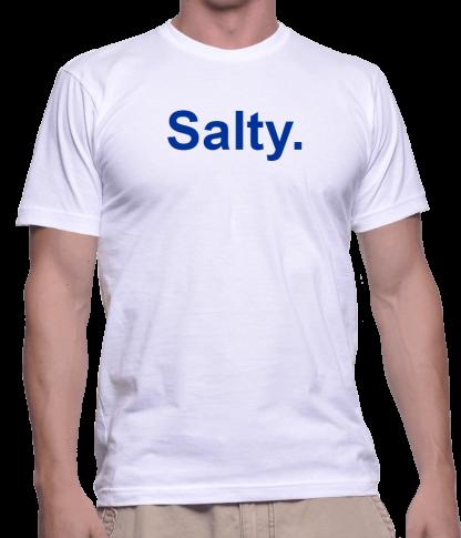 salty t-shirt