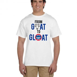 From Goat to Gloat Cubs T-Shirt