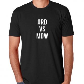 ORD vs MDW