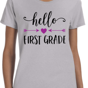 Hello First Grade T-Shirt