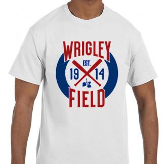 Wrigley Field Est. 1914 T-Shirt