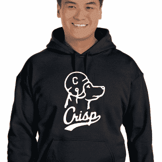 Crisp Football Dog Sweatshirt